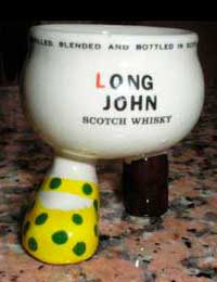 Fake Long John eggcup