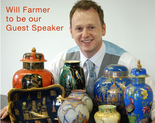 Guest Speaker Will Farmer
