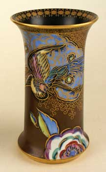 NEW CHINESE BIRD & CLOUD 3321 vase