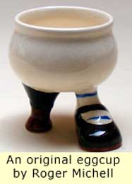 Original Long John Silver eggcup