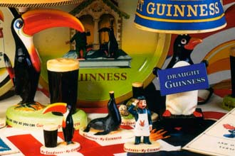 Guinness Advertising Ware